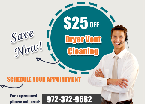 Dryer Vent Special Offer